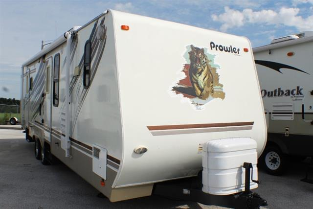 Used 2008 Fleetwood Prowler 280FKS Travel Trailer For Sale
