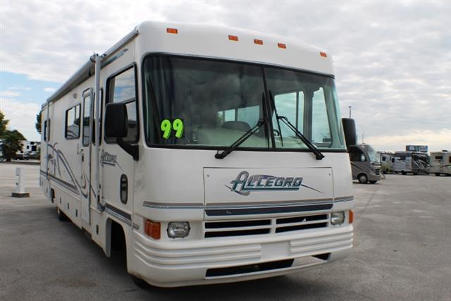 Used 1999 Allegro Allegro 31 Class A - Gas For Sale