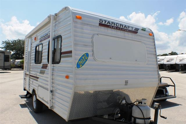 Used 2012 Dutchmen Starcraft 15RB Travel Trailer For Sale