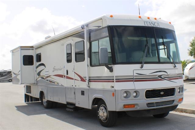 Used 2002 Itasca Suncruiser 32V Class A - Gas For Sale