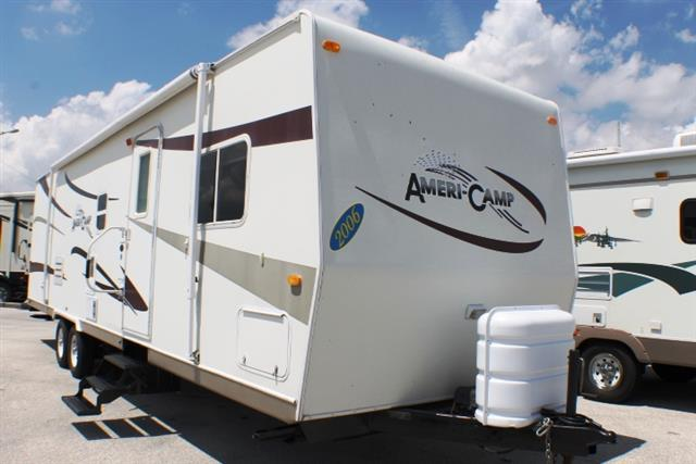 Used 2006 Americamp RV Summit Ridge 325RBHS Travel Trailer For Sale