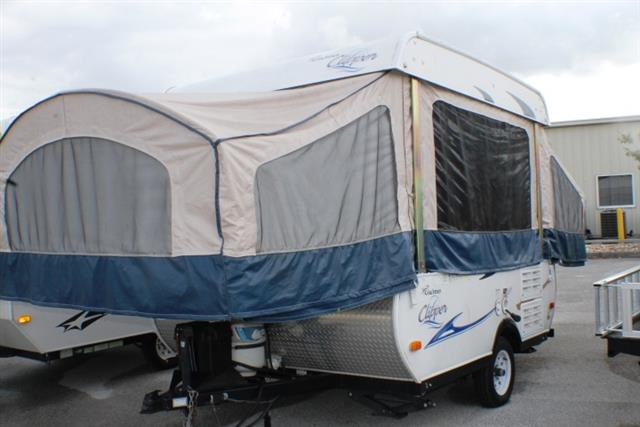 Used 2012 Coachmen Clipper 106ST Pop Up For Sale