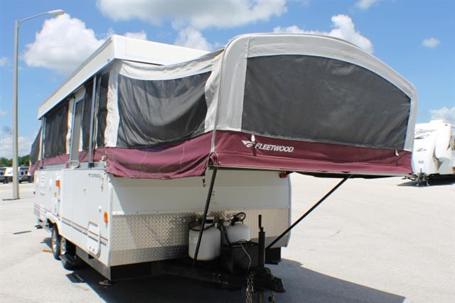 Used 2007 Fleetwood AVALON 4149 Pop Up For Sale