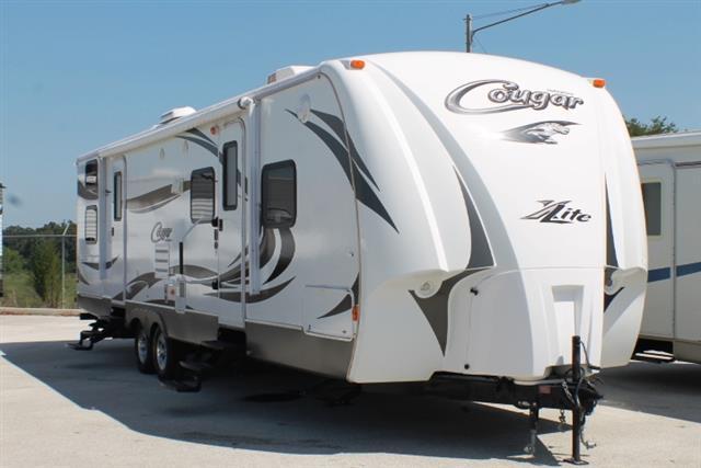 2011 Travel Trailer Keystone Cougar