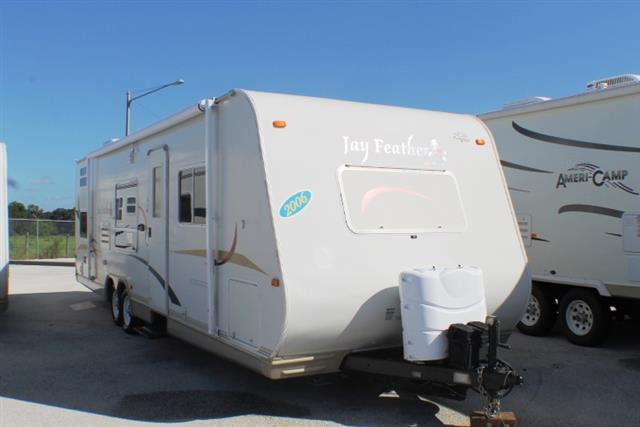 Used 2006 Jayco Jay Feather 29Y Travel Trailer For Sale