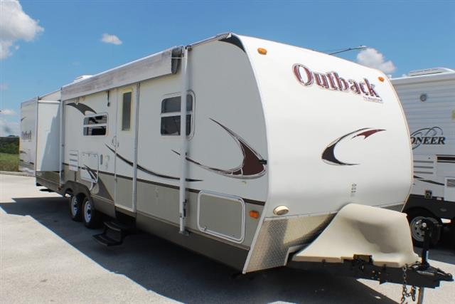 Used 2009 Keystone Outback 30BHDS Travel Trailer For Sale