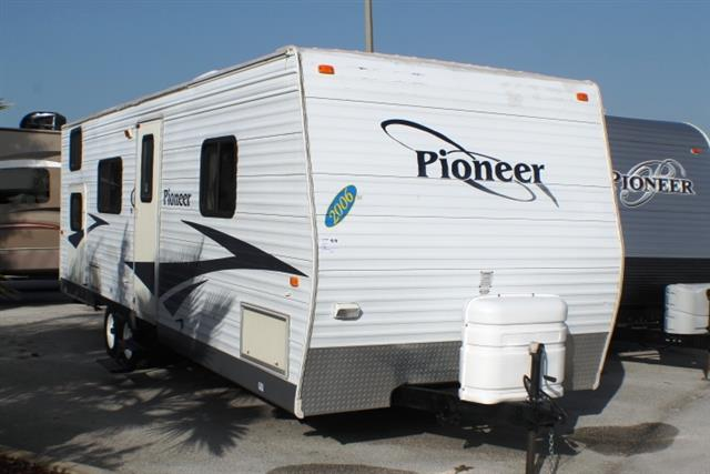 Used 2006 Heartland Pioneer 28BH Travel Trailer For Sale