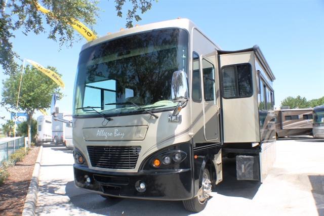 2007 Class A - Diesel Tiffin Allegro Bay
