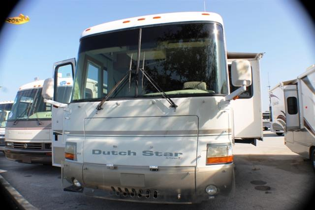Used 2000 Newmar Dutch Star 4095 Class A - Diesel For Sale