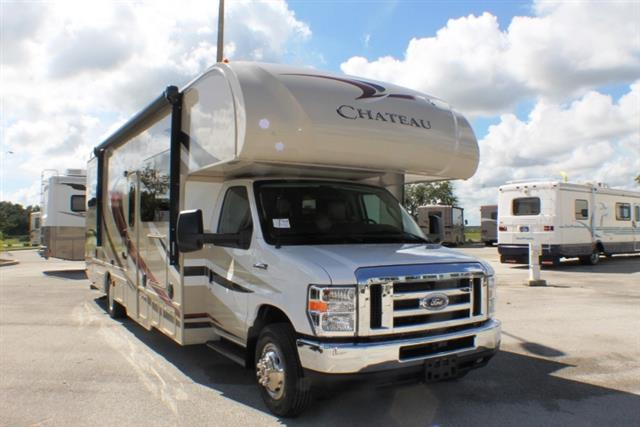 New 2016 THOR MOTOR COACH Chateau 31W Class C For Sale