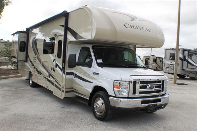 New 2016 THOR MOTOR COACH Chateau 31L Class C For Sale