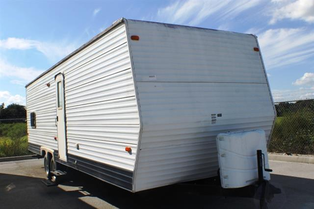 Used 2006 Dutchmen Dutchmen FEMA Travel Trailer For Sale