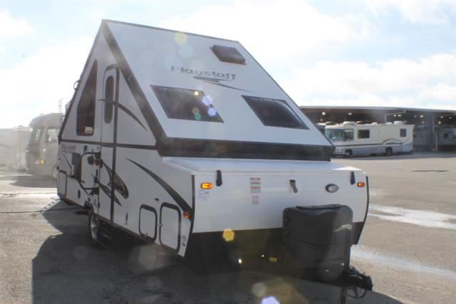 New 2016 Forest River FLAGSTAFF HARD SIDE T21QBHW Pop Up For Sale