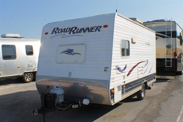 Used 2006 Sun Valley Road Runner 190 Travel Trailer For Sale