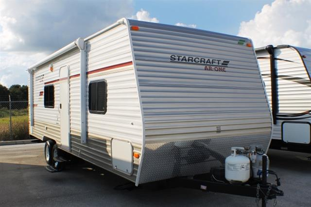 Used 2013 Starcraft AR-ONE 26BH Travel Trailer For Sale