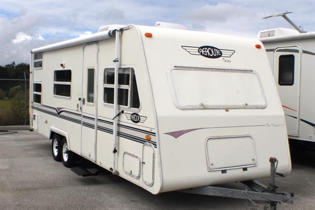 Used 1997 Dutchmen Aerolite 25RBH Travel Trailer For Sale
