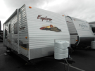 Used 2008 Frontier Explorer 2405 Travel Trailer For Sale