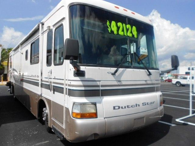 Buy a Used Newmar Dutchstar in Kissimmee, FL.
