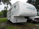 Used 2006 Forest River Wildcat 29BHBP Fifth Wheel For Sale