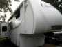 Used 2008 Keystone Challenger 34SAQ Fifth Wheel For Sale