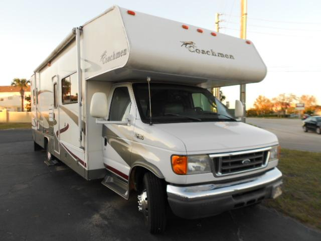 Buy a Used Coachmen Santara in Kissimmee, FL.