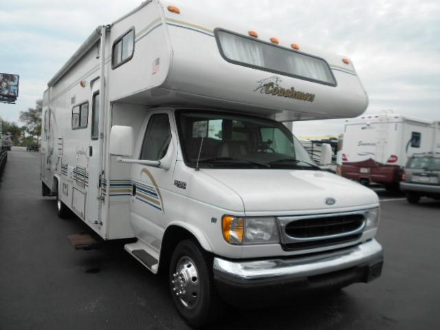 Buy a Used Coachmen Leprechaun in Kissimmee, FL.