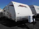 Used 2010 Crossroads Sunset Trail 271SLIDE Travel Trailer For Sale