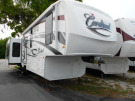 Used 2011 Forest River Cardinal 3515RT Fifth Wheel For Sale