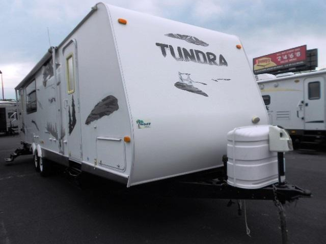 Used 2008 Dutchmen Dutchmen TUNDRA Travel Trailer For Sale