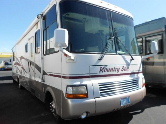 Buy a Used Newmar Kountry Star in Kissimmee, FL.