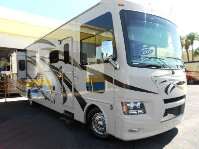 Used 2015 Thor Windsport 34E Class A - Gas For Sale
