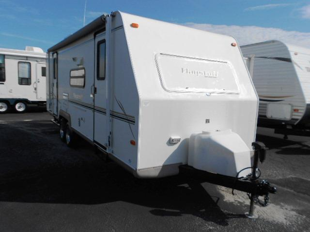 Used 2003 Forest River Flagstaff 26DS Travel Trailer For Sale