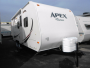 Used 2012 Forest River Apex 22QBS Travel Trailer For Sale