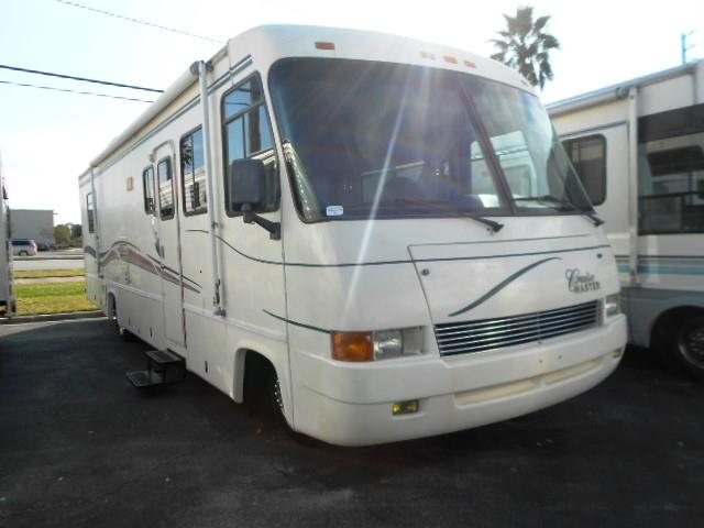 Used 1998 Georgie Boy Cruise Master 3512 Class A - Gas For Sale