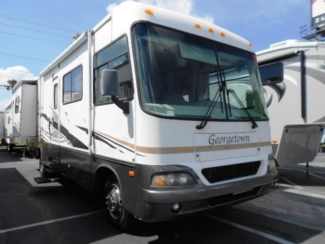 Used 2004 Forest River Georgetown 308DS Class A - Gas For Sale