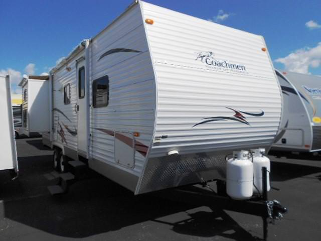 Used 2008 Coachmen Spirit Of America 28DSB Travel Trailer For Sale