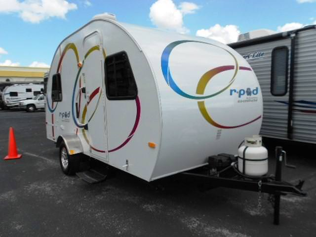 Used 2011 Forest River R POD 175 Travel Trailer For Sale