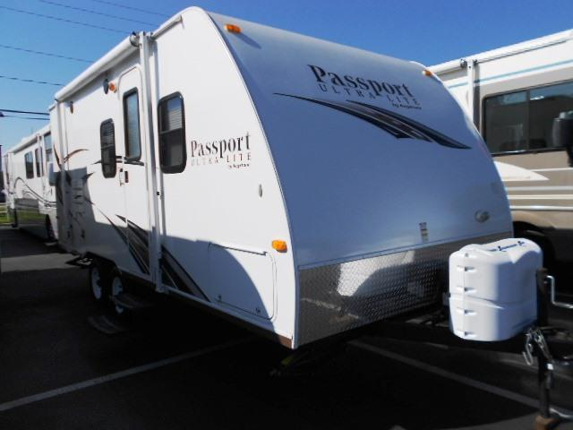 Used 2014 Keystone Passport 199ML Travel Trailer For Sale