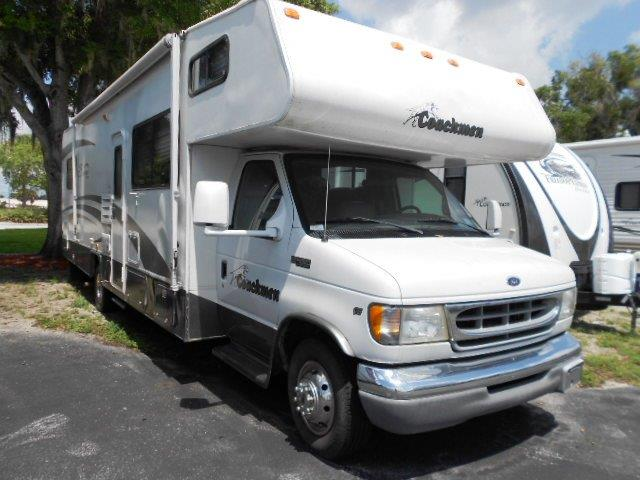 Used 2002 Coachmen Santara 316KS Class C For Sale