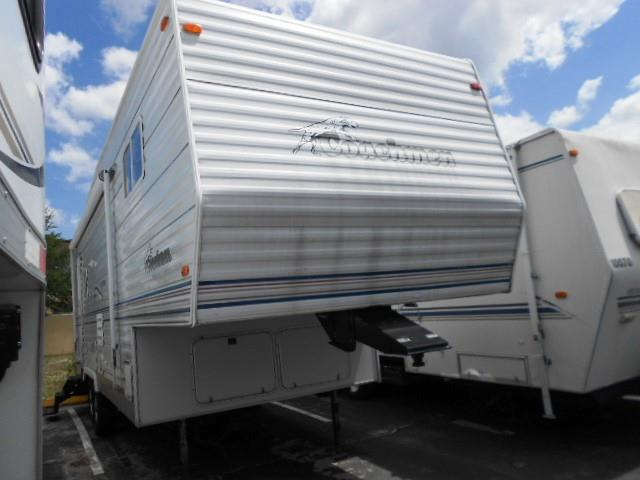 Used 2003 Coachmen Cascade 526RLS Fifth Wheel For Sale