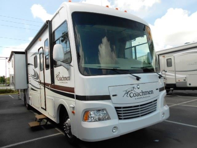 Used 2011 Coachmen Mirada 34BH Class A - Gas For Sale