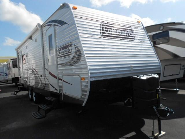 Used 2013 Dutchmen Dutchmen 270RL COLEMAN Travel Trailer For Sale