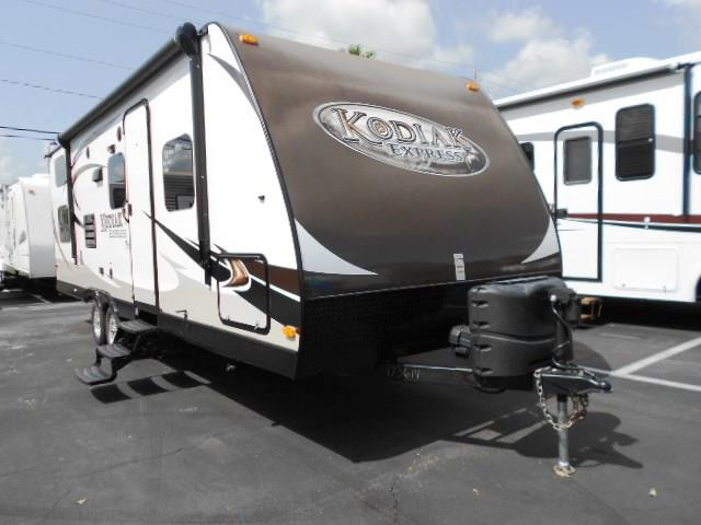 Used 2013 Dutchmen Kodiak 255BHS Travel Trailer For Sale