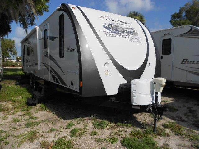Used 2012 Coachmen Freedom Express 29RLDS Travel Trailer For Sale