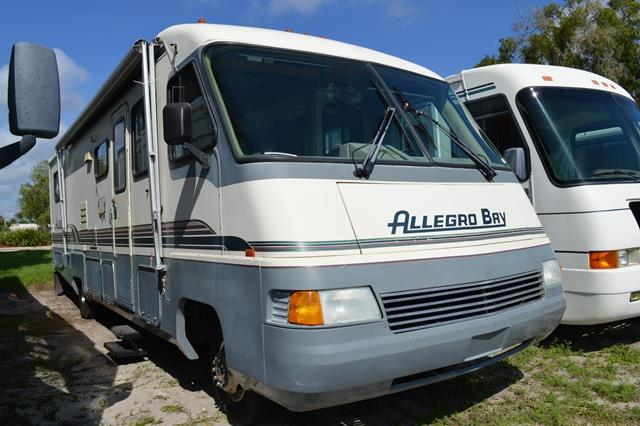 Used 1994 Allegro Allegro Bay   37 Class A - Gas For Sale