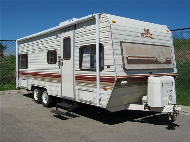 1979 Prowler Travel Trailer http://www.rvs.com/rvsales/travel-trailer/1988/fleetwood-prowler/175082/