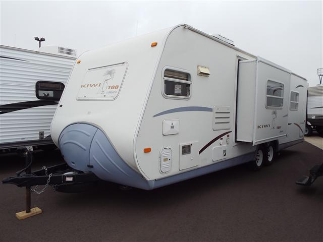 New UM0168  2002 Jayco Kiwi 25E For Sale In Milford DE