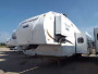 Used 2012 Forest River Flagstaff 8528 Fifth Wheel For Sale