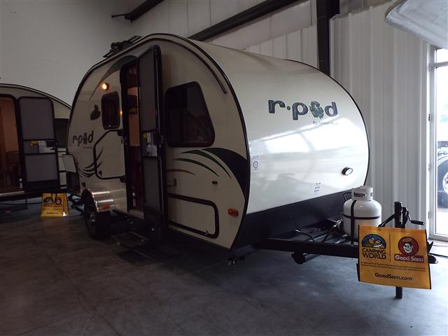 New 2014 Forest River R POD 181G Travel Trailer For Sale
