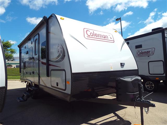 New 2015 Coleman Coleman CTU194QB Travel Trailer For Sale